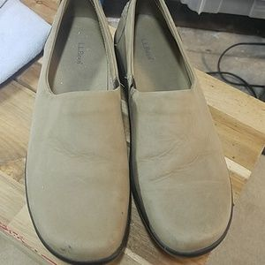 LL bean slip on shoes